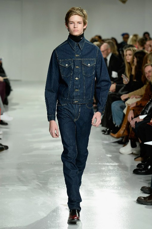 Raf Simons célèbre chez Calvin Klein la diversité de l'Amérique