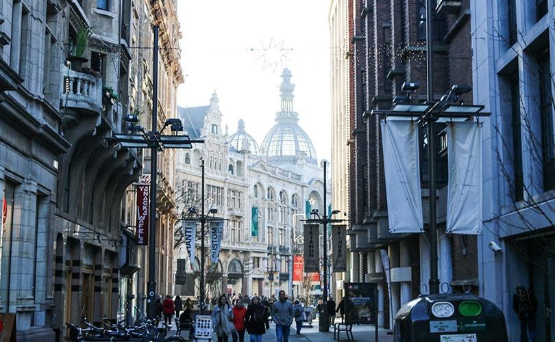 1 op 10 Belgische winkelpanden staat leeg