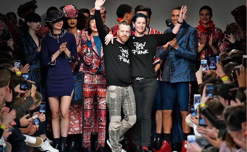 Fashion Week in London - wie politisch wird es?