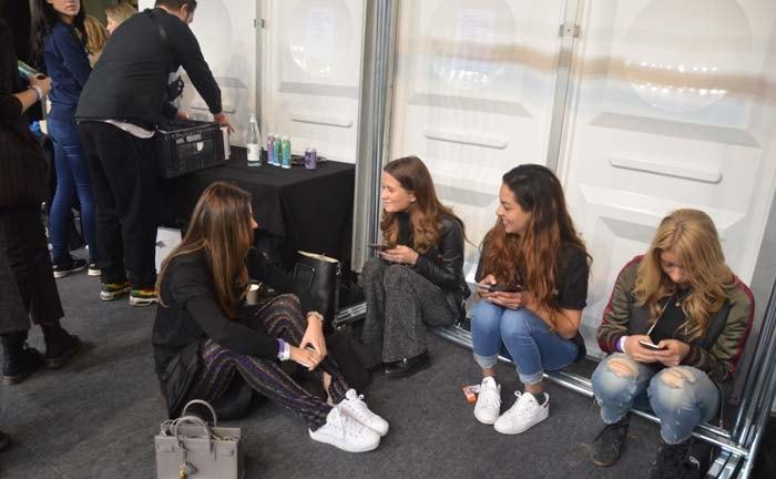 Die Do' s und Don'ts beim Arbeiten auf der Fashion Week