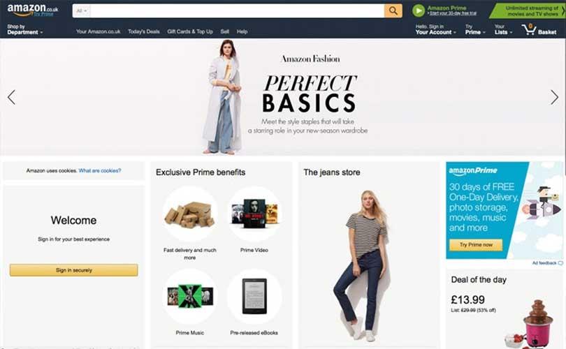 Amazon признана самой инновационной компанией