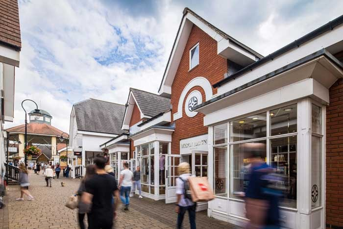 Hermes outlet malls report strong performance