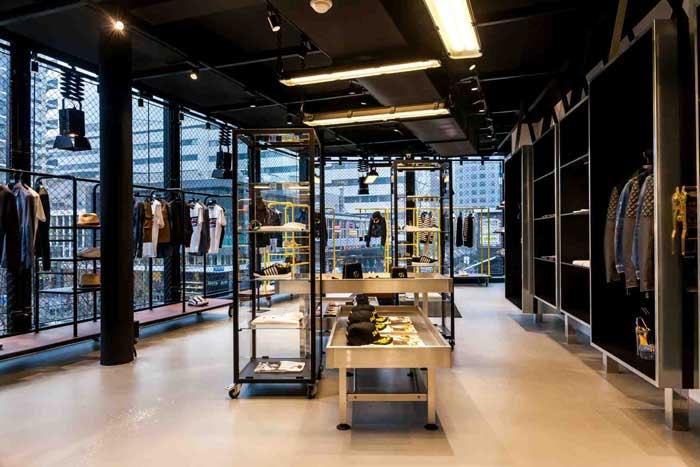 Dsquared2 opent eerste twee winkels in Nederland
