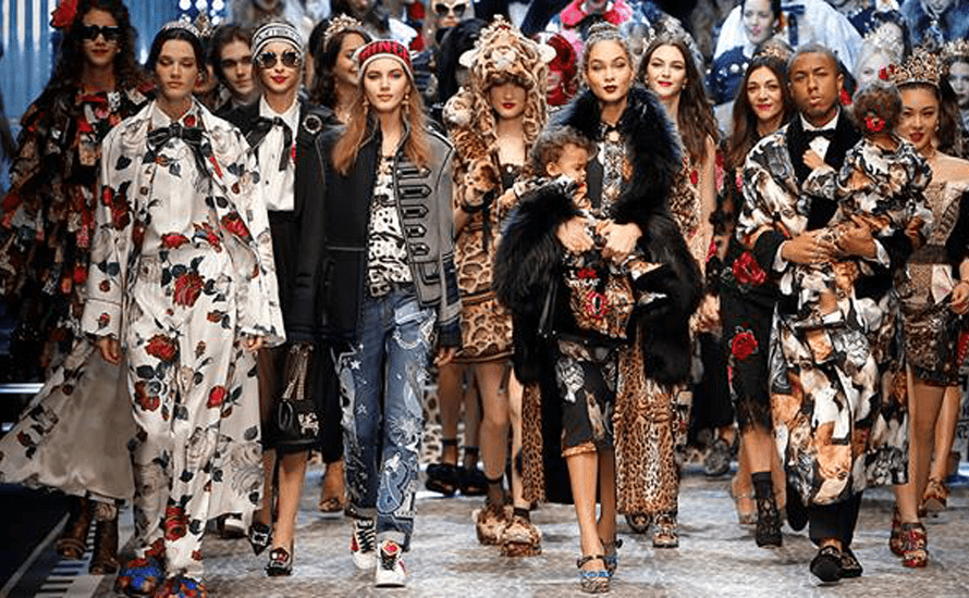 Dolce & Gabbana shows its love for millennials at Milan Fashion Week