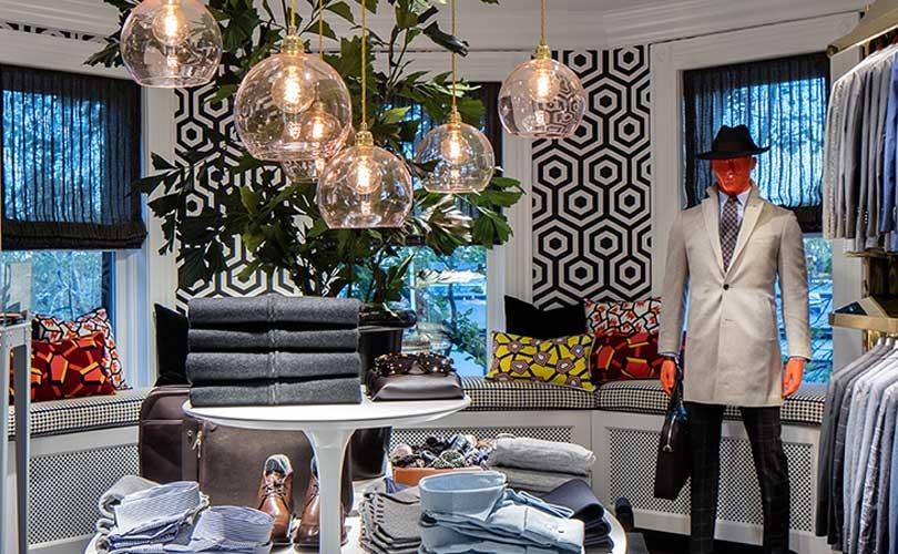 Suitsupply opent eerste winkel in Dubai