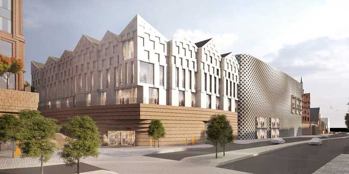 House of Fraser to anchor Chester development
