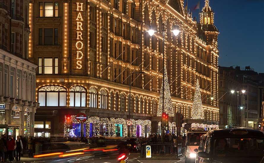 London ranks top for luxury store openings in 2016