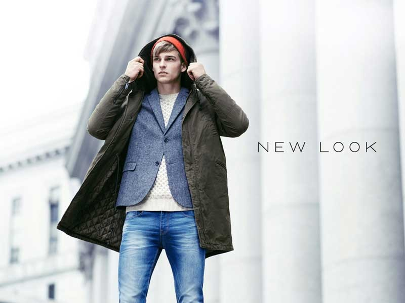 New Look continues to roll out dedicated men's stores