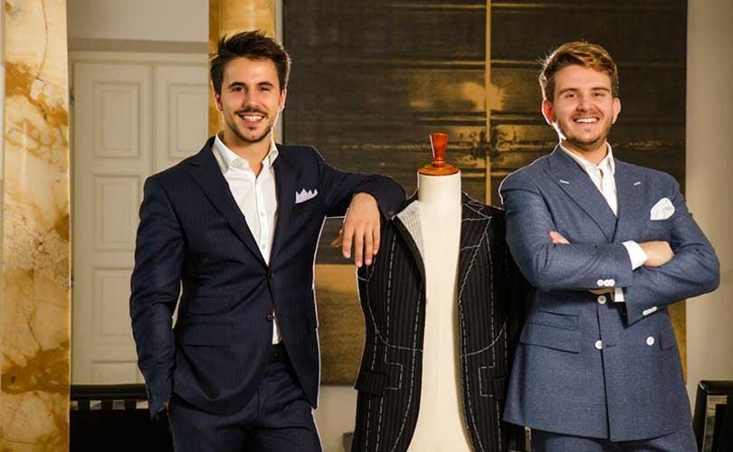 Le startup della moda: Lanieri vende il su misura online