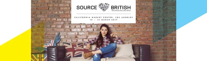 Source British to show at L.A Fashion Market for the first time