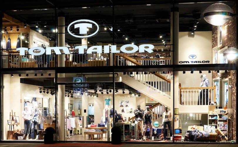 Tom Tailor: Restrukturierungskosten sorgen fur tiefrote Zahlen