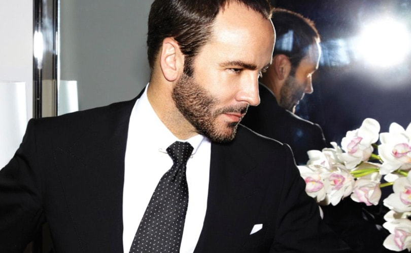 Tom Ford names Brian Blake president