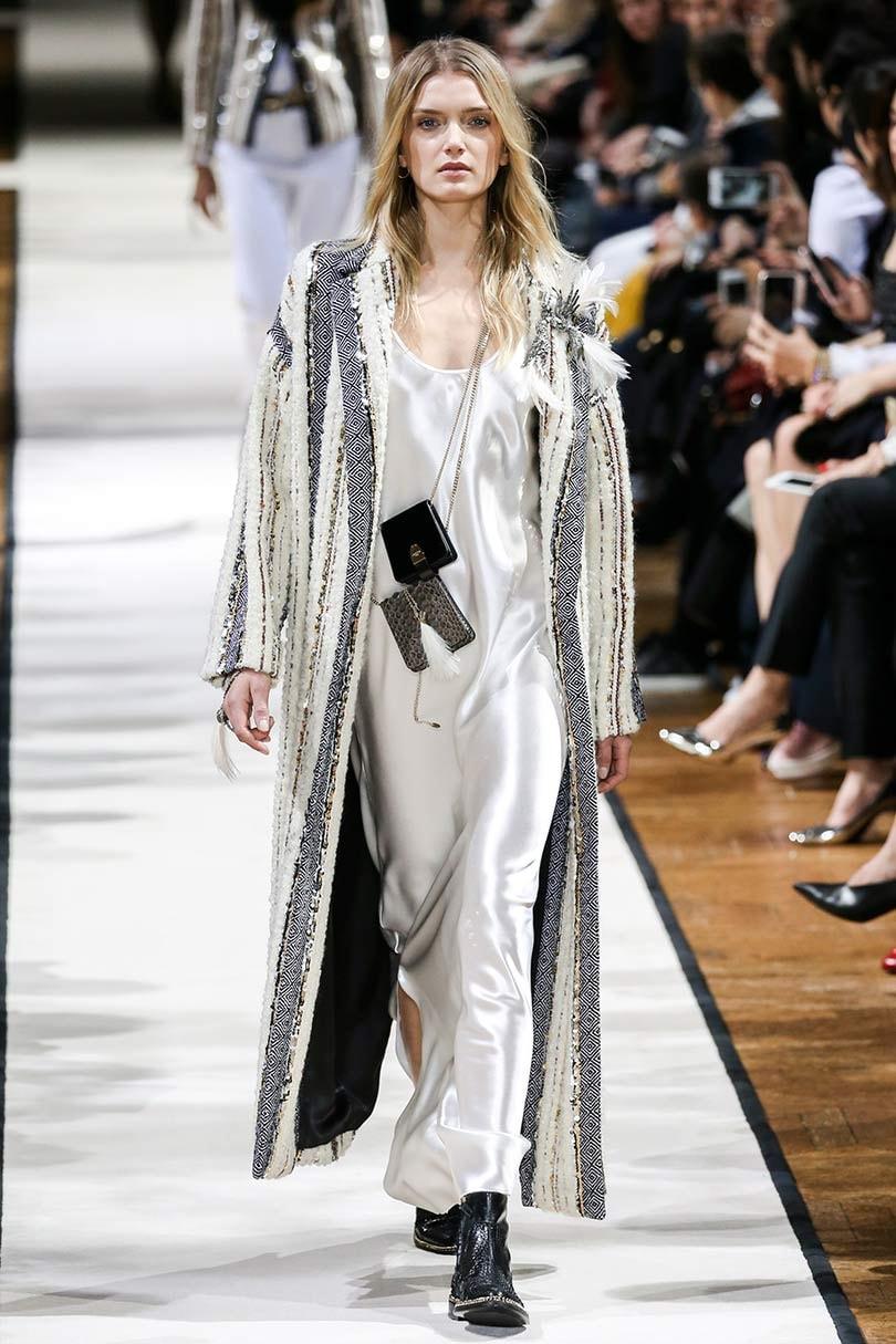 El eclecticismo se impone en la Semana de la Moda en París