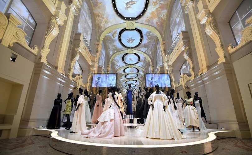 b388989dbcb In Bildern  Dior-Ausstellung zum 70. Geburtstag
