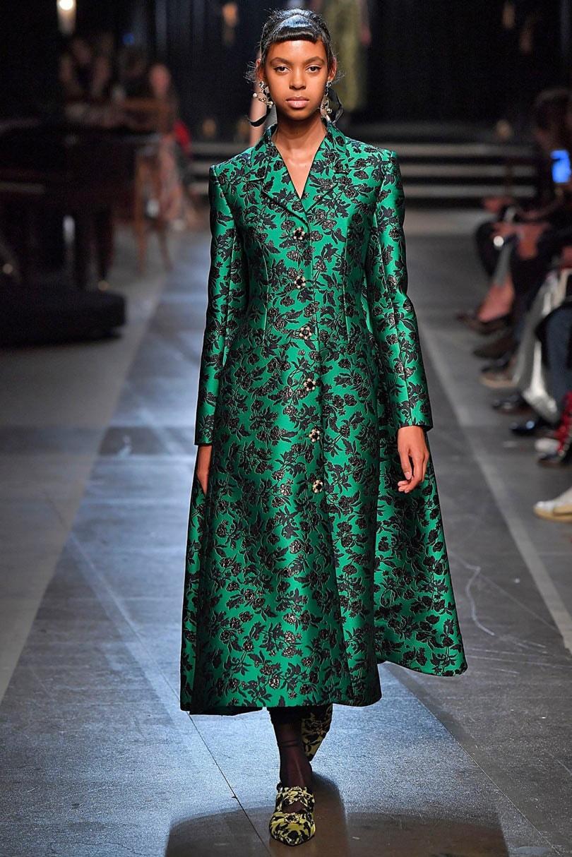 Die London Fashion Week zeigt das Beste der britischen Mode