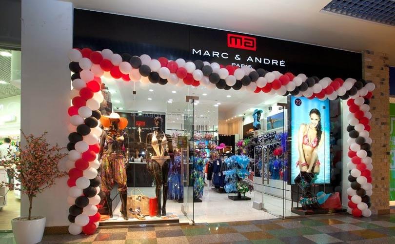 Во втором полугодии Marc   Andre открыл 5 новых магазинов в Москве.  Французский бренд ... e5feb532ea1
