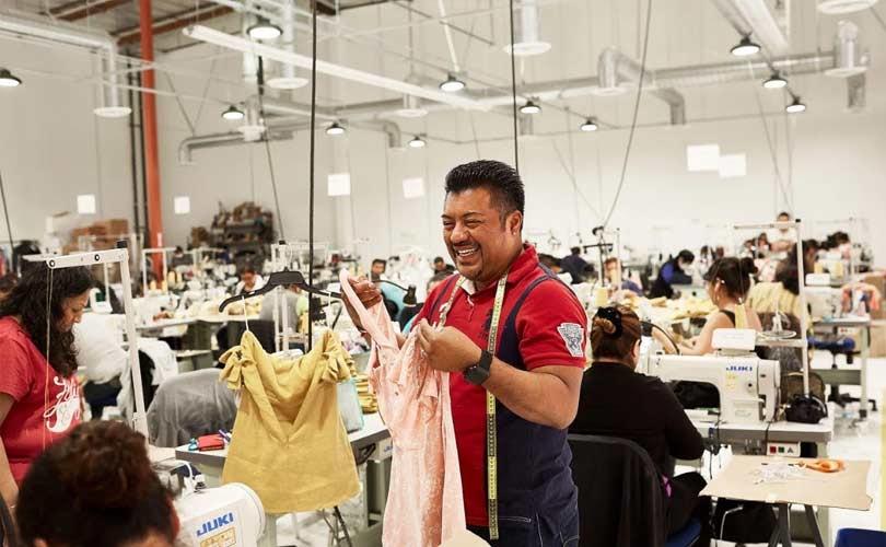 Wie Reformation nachhaltige Kleidung für alle anbieten will