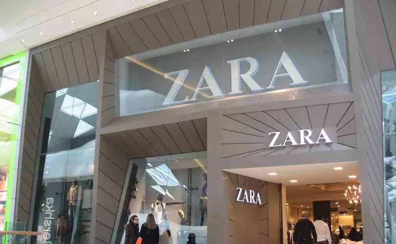 95b72e82b2f Zara договорилась с российскими предприятиями о поставках произведенной в  РФ одежды
