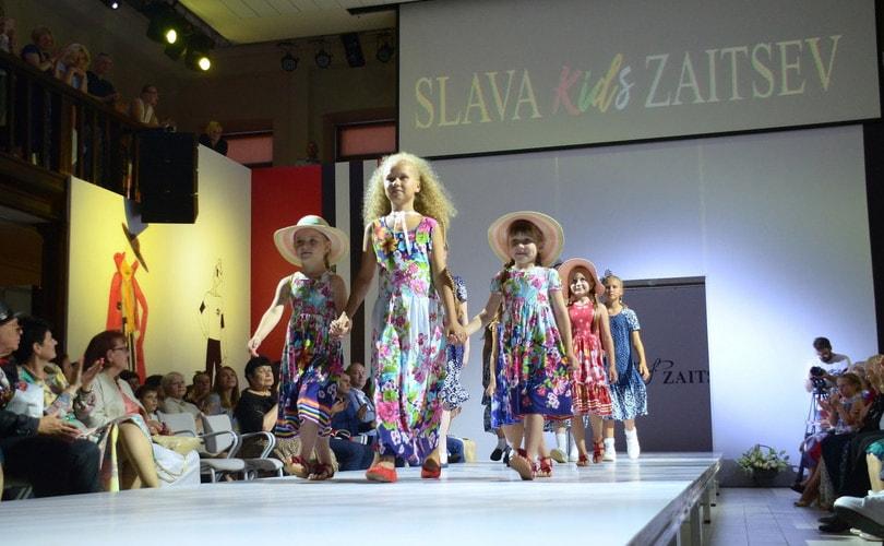 0585d1d82d3 Вячеслав Зайцев представил новый бренд одежды Slava Zaitsev Kids