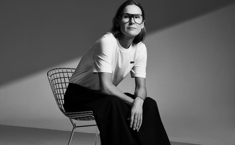 3c135d09476 British fashion designer Louise Trotter is Lacoste s new Creative Director