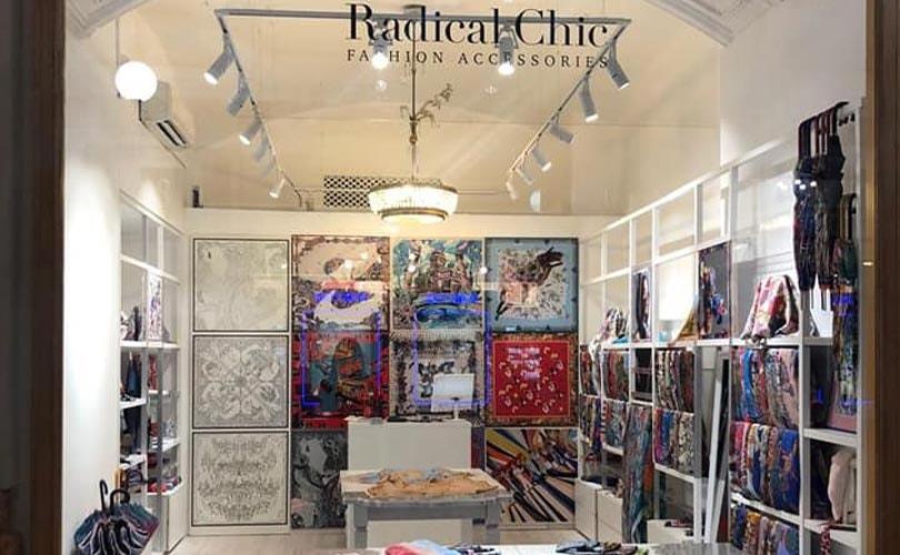 Российский бренд Radical Chic открыл первый магазин в Санкт-Петербурге e19c2ba4a5e