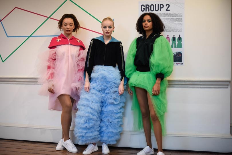 In Pictures London College Of Fashion Partners With Cartoon Network For Student Project