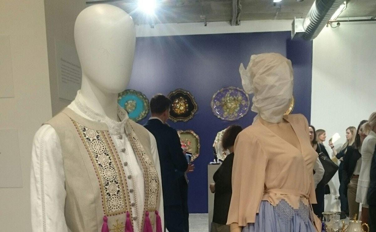 9605409d67ce В Санкт-Петербурге открывается первый фирменный магазин фабрики Крестецкая  строчка