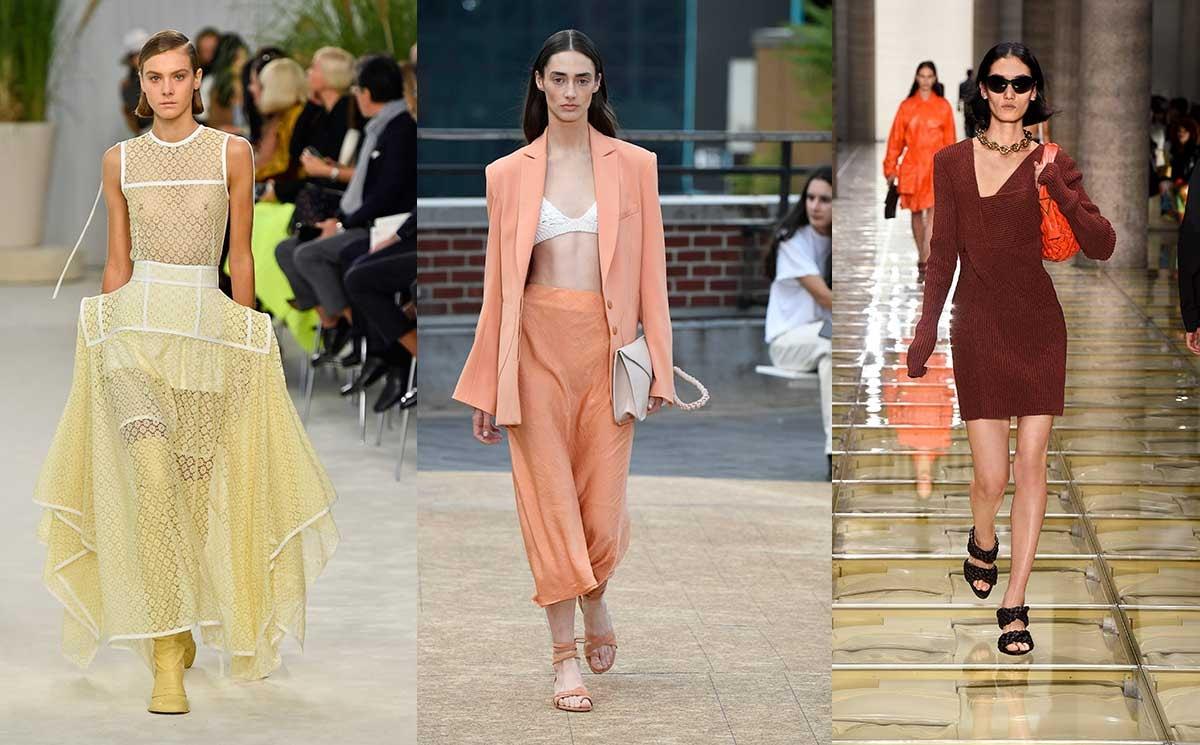 Wonderbaar Gespot op de catwalk: Pantone's modekleuren lente/zomer 2020 New BB-37