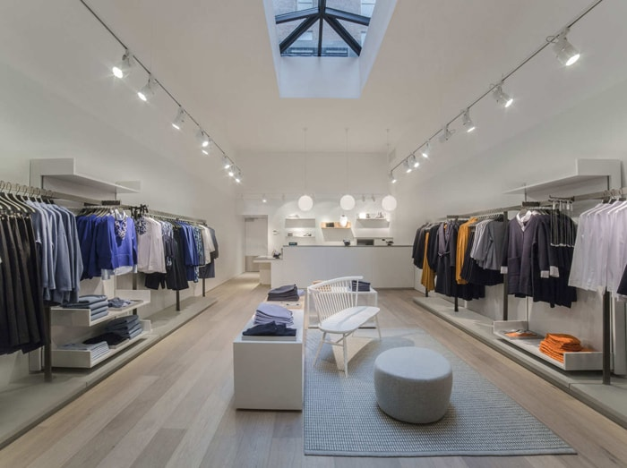 H & s clothing store